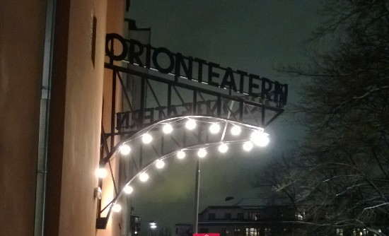 Orionteatern celebrates its 30-year anniversary with the world premiere of 'Hjälp sökes'