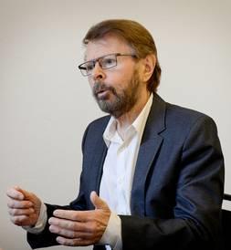 Björn Ulvaeus - Photo: Jerker Ivarsson