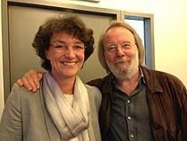 Benny and Cecilia Rydinger Alin Photo : Berit Nygren/SR