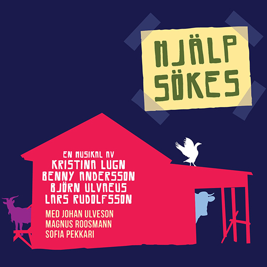 Originally expected earlier this year, the 'Hjälp sökes' CD will be released in September