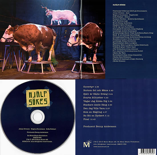 It's competition time…win a signed 'Hjälp sökes' CD! (Now ...