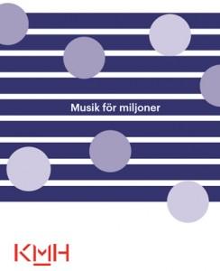 Music for Millions has so far raised SEK 58m