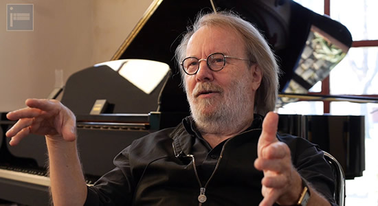 Benny Andersson icethesite interview