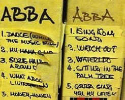The original tapes!