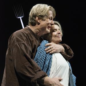 Rolf Lassgård & Stina Ekblad