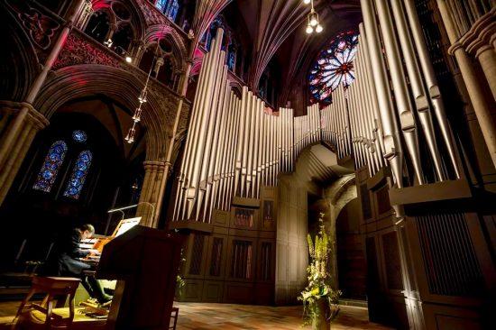 The Nidarosdomen Organ in Trondheim