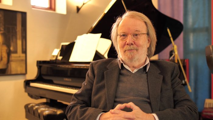 Benny Andersson talks to icethesite about collaborations